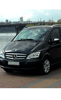 Минивэн такси Утес - Коктебель